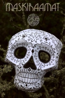 Sugar Skull for coloring